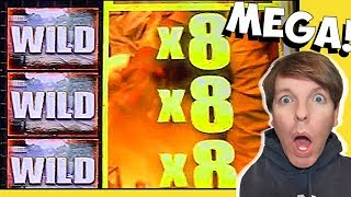 "I HAD AN AMAZING RUN ON THIS SLOT!! ★ MAX BET!! ★ SUPER BIG WIN ""THE WALKING DEAD 2"" ★ BrentSlots"