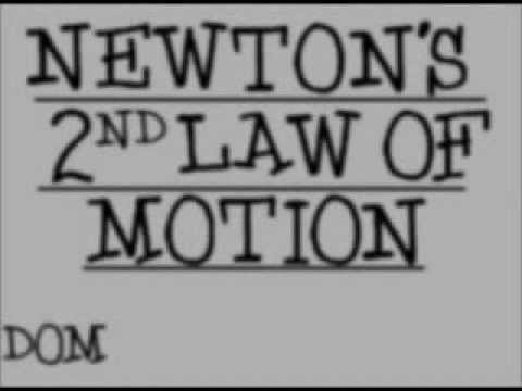 Newton's Second Law of Motion (Definition and Examples