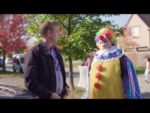 Your Next Choice: Clown Meets Car