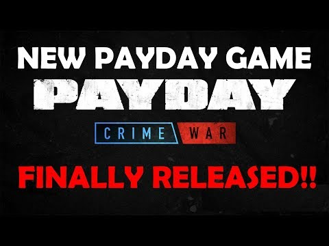 NEW PAYDAY GAME RELEASED!!   PAYDAY: Crime War Review + Gameplay (OUTDATED)