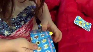 Диана открывает игрушку Хомячки Zhu Zhu Pets Забавные интерактивные игрушки Жу Жу Петс