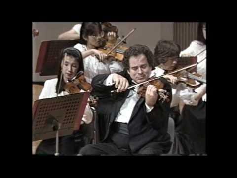 Bruch Violin Concerto No.1 in G Minor, op.26 Itzhak Perlman Kazuyoshi Akiyama/Tokyo S.O.