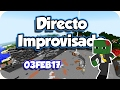Directo SURVIVAL - Aplanando los spawn chunks! (super divertido  ¬¬)