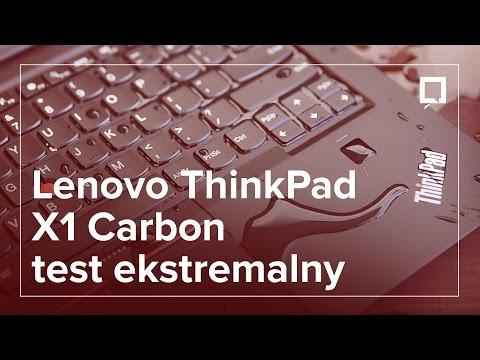Próbowałem zepsuć Lenovo ThinkPad X1 Carbon