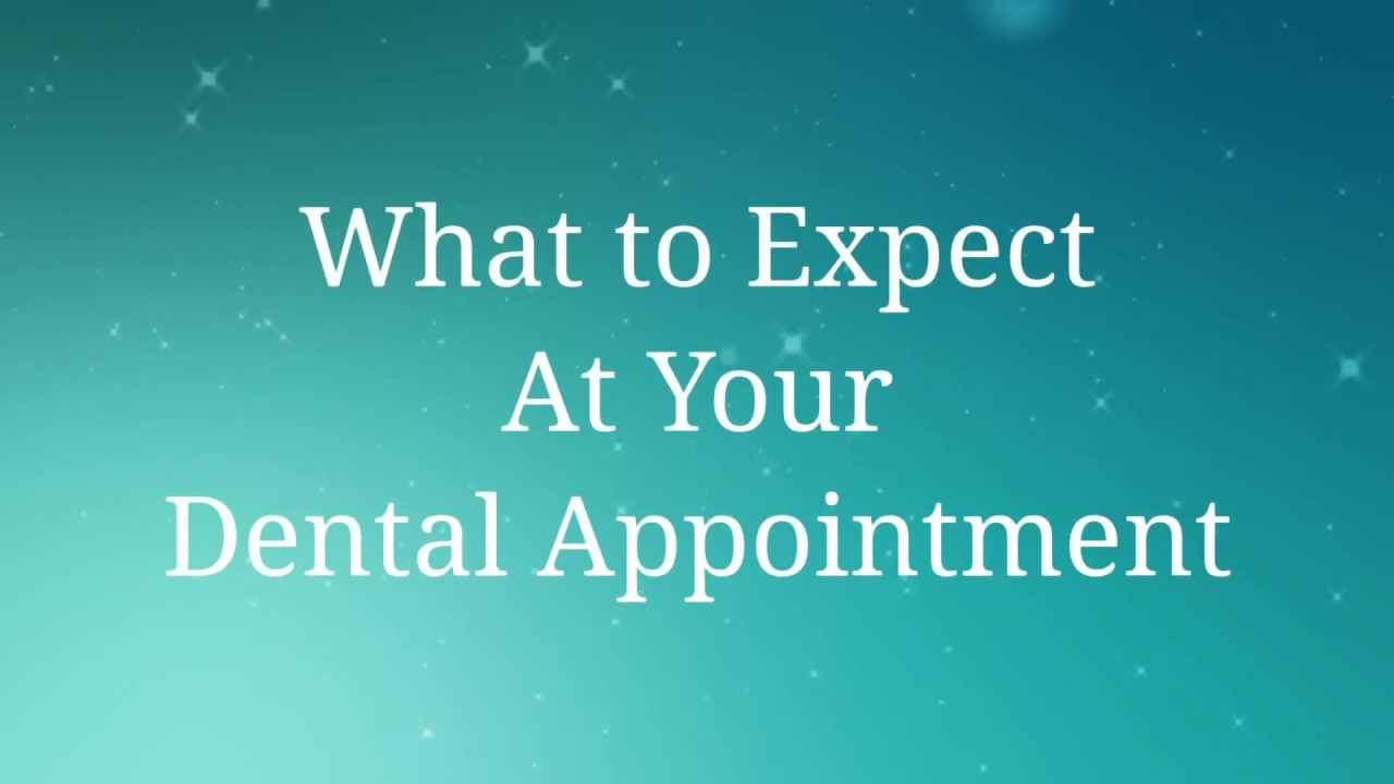 What to Expect at Your Next Dental Appointment