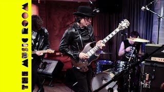 """Carl Barat And The Jackals """"Glory Days"""" // The Music Room Live at The Hospital Club"""