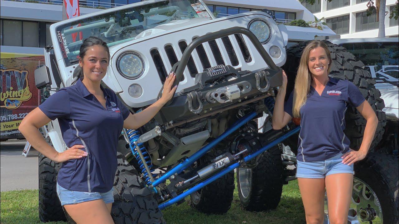 American Super Jeep Challenge 2019 Youtube