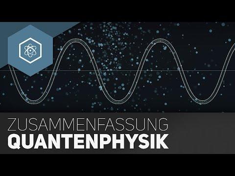 Quantenmechanik - Quantenphysik Zusammenfassung fürs Physik-Abi