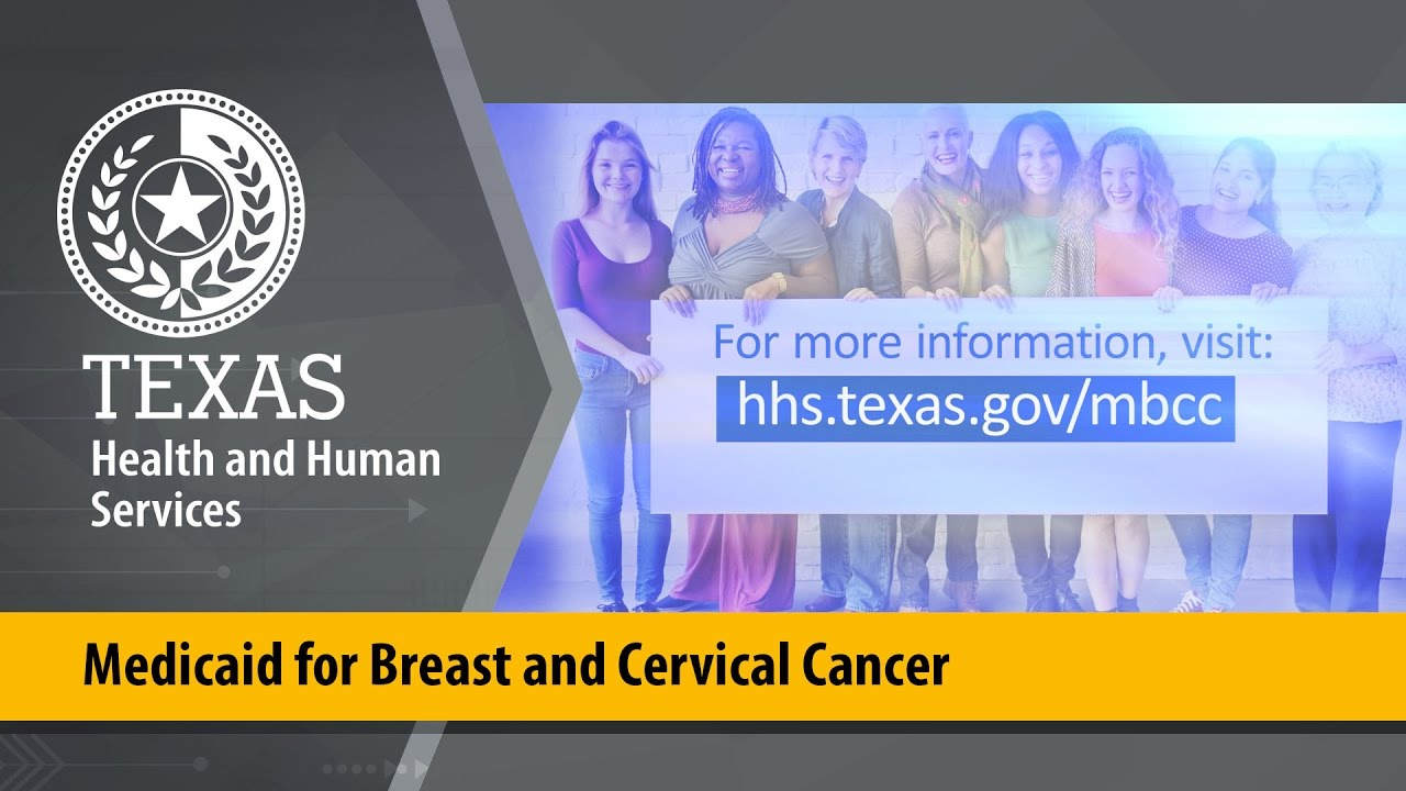 Medicaid For Breast And Cervical Cancer Program Managed Care Expansion   Texas Health And Human Services