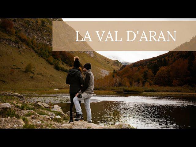 VALL D'ARAN, el destino perfecto en Otoño | PARTE 1