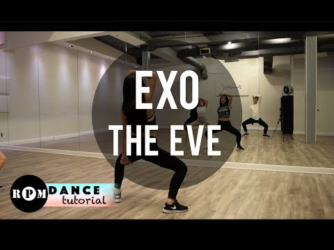 "EXO ""The Eve"" Dance Tutorial (Chorus)"