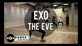 "Video EXO ""The Eve"" Dance Tutorial (Chorus) download MP3, 3GP, MP4, WEBM, AVI, FLV Oktober 2017"