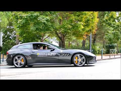 DRIVE IT LIKE YOU STOLE IT ! Ferrari GTC4 Lusso V12