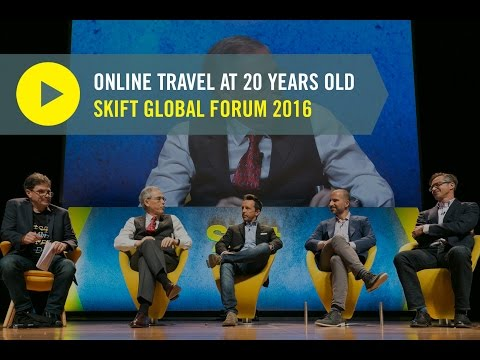 Legends of Online Travel at Skift Global Forum 2016