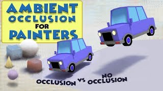 Ambient Occlusion (and Ambient Light) for Painters