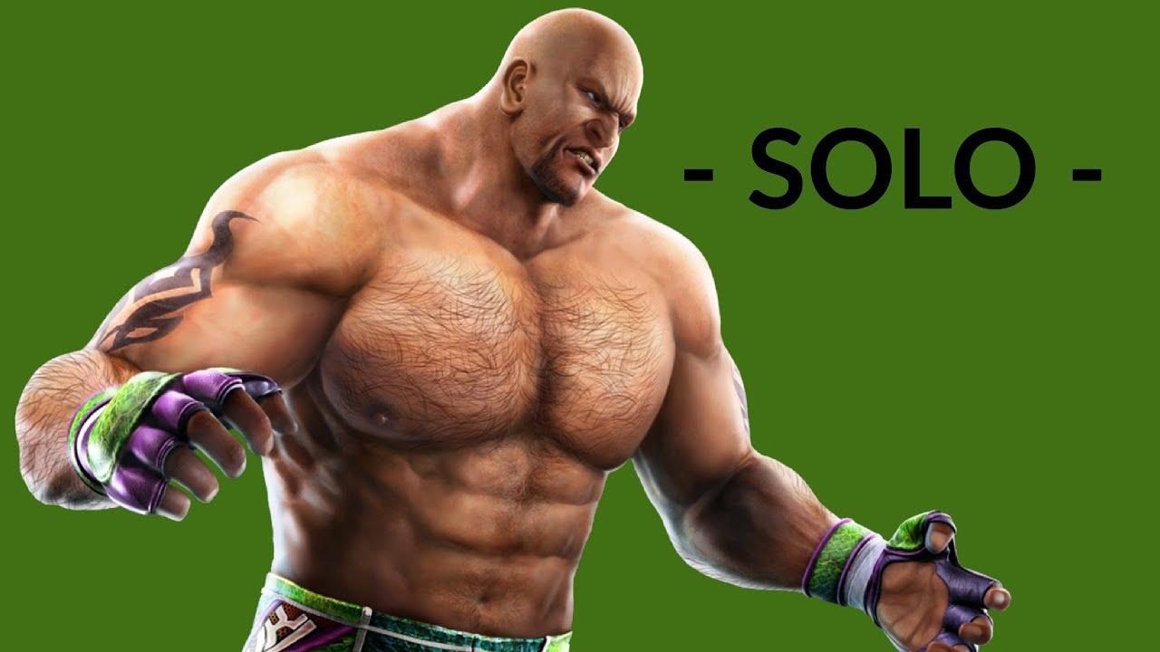 Tekken Tag Tournament 2 Arcade Battle Craig Marduk Youtube
