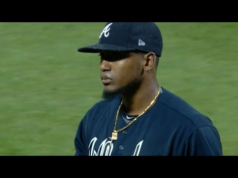 4/26/17: Teheran leads Braves to 8-2 win over Mets
