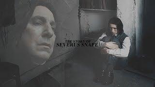 Story of Severus Snape (Harry Potter) (18k)