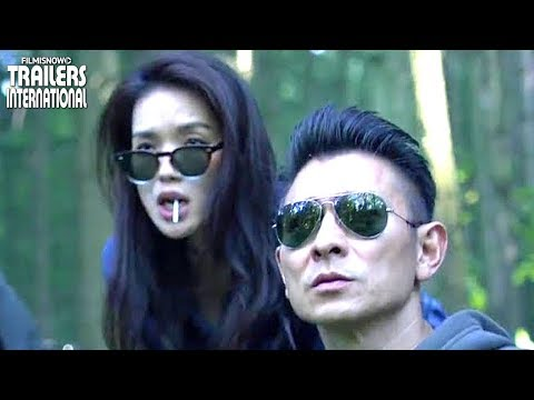 The Adventures Trailer  Stephen Fung Action Movie