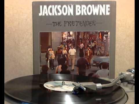 Jackson Browne - Here Comes Those Tears Again [original Lp version]