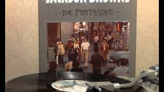 Jackson Browne - Here Comes Those Tears Again [original Lp version]
