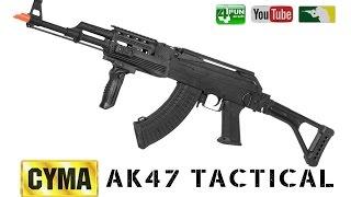 ak47 tactical full metal cm039u cyma