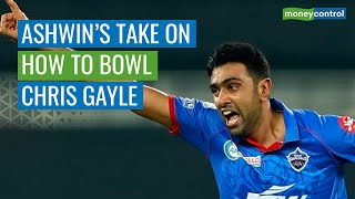 IPL 2020 | DC Bowler R Ashwin Takes To Twitter To Talk About Bowling To Chris Gayle