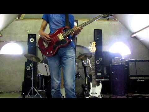 DeWolff - Seashell Woman Bass Cover mp3