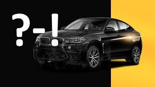 BMW X6M Локальный ремонт, детейлинг, керамика.