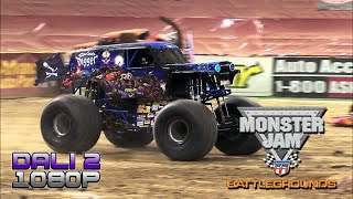 Monster Jam Battlegrounds PC Gameplay 60fps 1080p