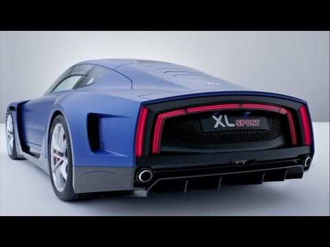 ► Volkswagen XL Sport - World Premiere