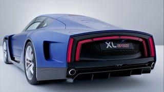 Volkswagen XL Sport Concept 2014 Videos