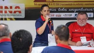 Sandra Maria: Precisamos lutar sem medo