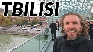 Hello TBILISI, GEORGIA! First Impressions of the City