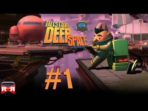 Tales From Deep Space (By Amazon Game Studios) - iOS / Amazon - Walkthrough Gameplay Part 1