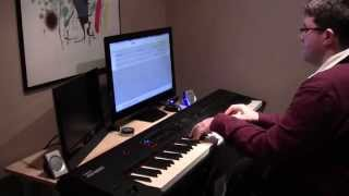 Эпизод - Алексей Глызин (Episode by A. Glizin) - фортепиано