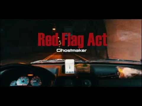 Ghostmaker - Red Flag Act (2016)