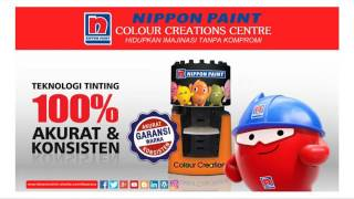 NIPPON PAINT COLOUR CREATIONS CENTRE