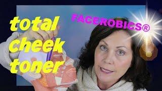 Cheek Lift Exercise to Lift Sagging Cheeks No Face Lift Surgery | FACEROBICS®
