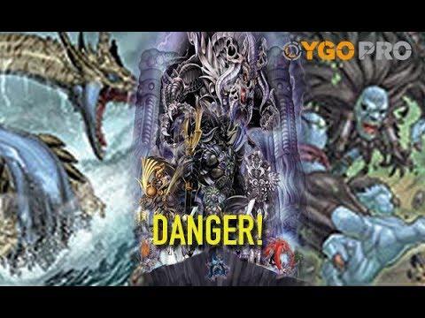 BEST! DANGER! DARK WORLDS! (YGOPro) Replays+ Deck list