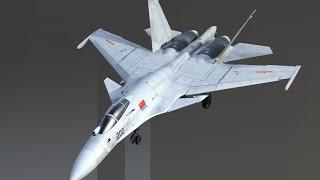 我国歼-11D如果遭遇四代机是否会有胜算?