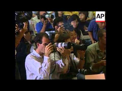 HONG KONG: NEW ALLIANCE FORMED TO DEFEND HUMAN RIGHTS