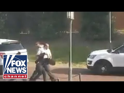 raw-video:-shooter-apprehended-at-unc-charlotte