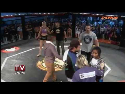 3º Gaspar Show Figit - MMA