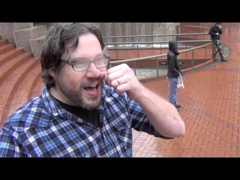 Portland Mercury  Editor Denis C Theriault