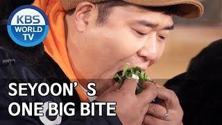 Seyoons one big bite 2 Days &amp 1 Night Season 4ENG2020.01.05