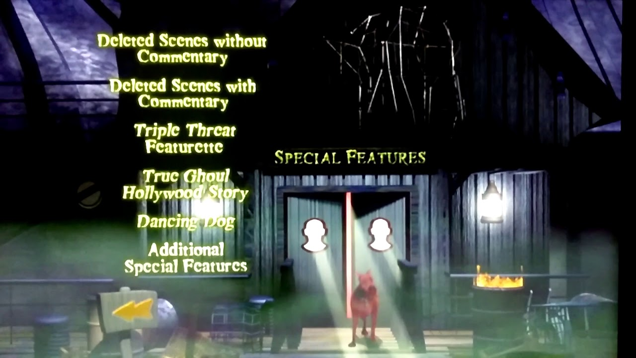 Scooby Doo 2 Monsters Unleashed 2004 Special Features Youtube