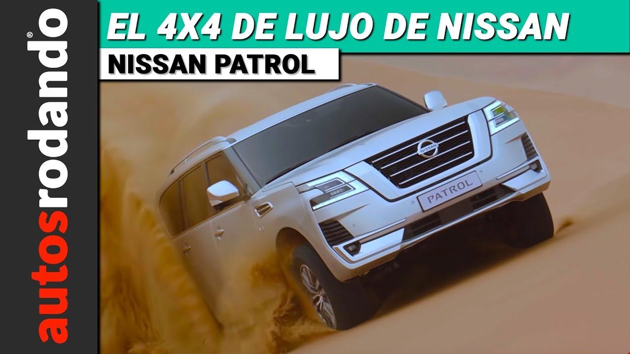 2021 Nissan Patrol Diesel Engine