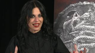 Talking Black Anima with Lacuna Coil (High Quality)