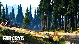 ОГРОМНЫЙ МИР! | СТРИМ Far Cry 5 #3